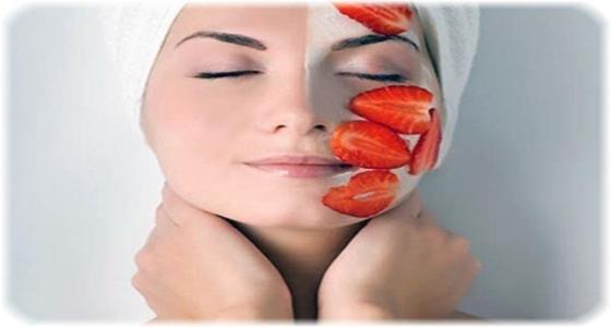 маски для лица из ягод