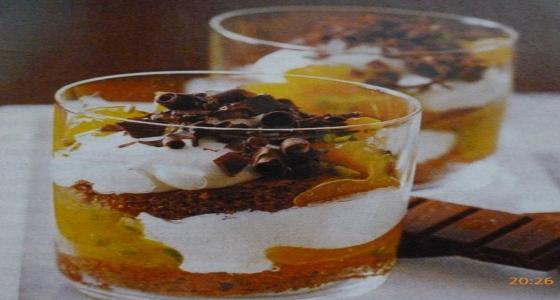 Десерт из абрикоса, абрикосовый десерт
