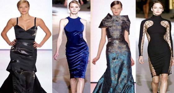 модные платья женщин