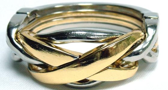кольцо из драгоценного металла