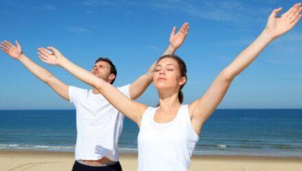 Дыхательная гимнастика против стресса