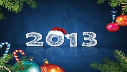 Встречаем Новый 2013 год